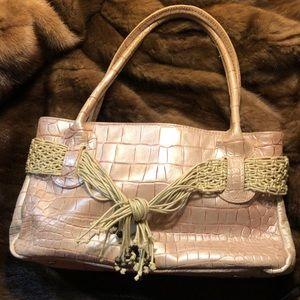 Italian Made leather bag
